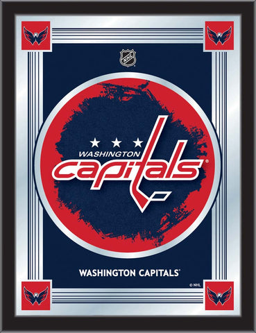 Washington Capitals Logo Wall Mirror