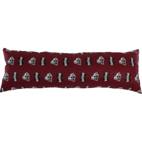 "Mississippi State Bulldogs 60"" Body Pillow"