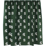Michigan State Spartans Window Curtain Panels