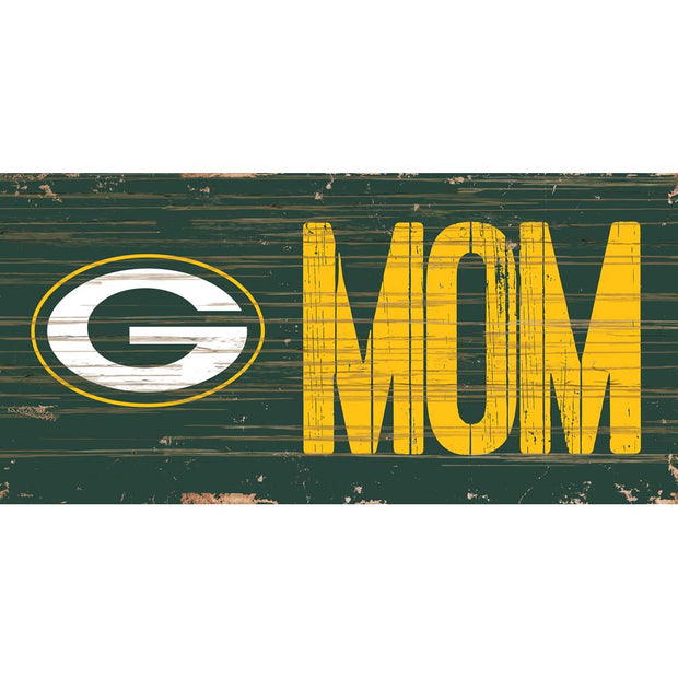 Green Bay Packers Celebrates Mom