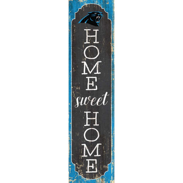 Carolina Panthers Home Sweet Home Leaner - Team Sports Gift