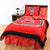 NC State Wolfpack Bed in a Bag w/ Colored Logo Sheets - Team Sports Gift