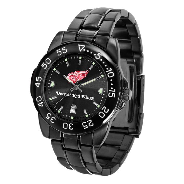 Detroit Red Wings Fantom Sport Blackout Watch