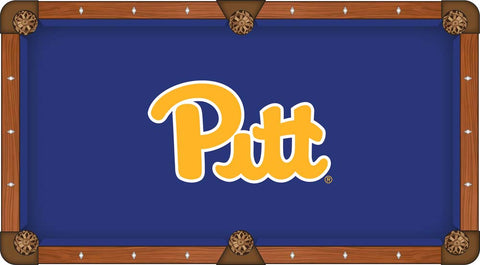 Pittsburgh Panthers Pool Table Cloth