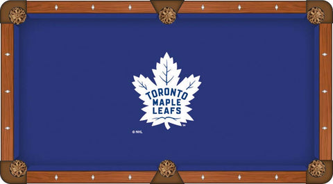 Toronto Maple Leafs Pool Table Cloth