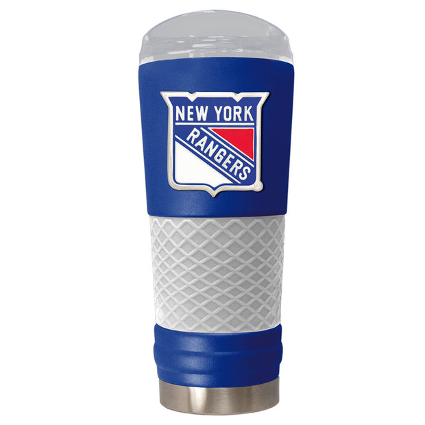 New York Rangers 24oz Hot or Cold Travel Tumbler