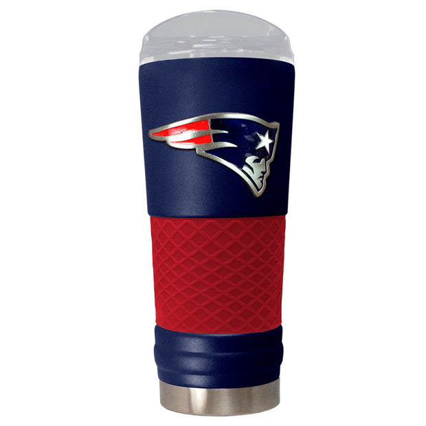 New England Patriots 24oz Hot or Cold Travel Tumbler