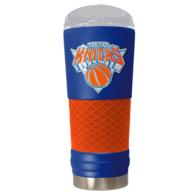 New York Knicks 24oz Hot or Cold Travel Tumbler