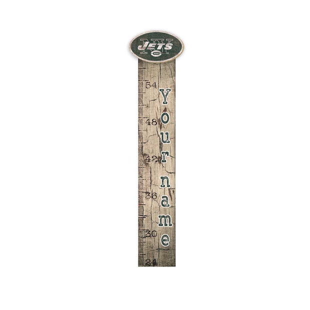 Personalized New York Jets Growth Chart