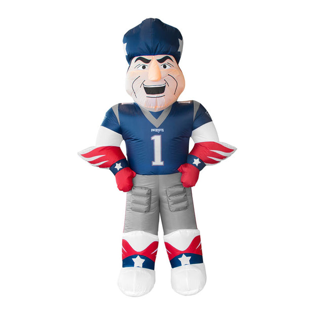 New England Patriots Airblown Inflatable Pat Patriot the Team Mascot