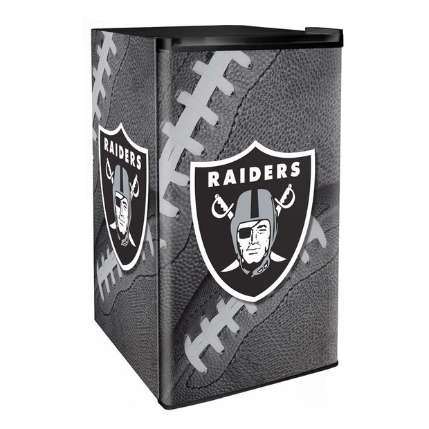 Oakland Raiders 3.2 Cubic Feet Mini-Fridge
