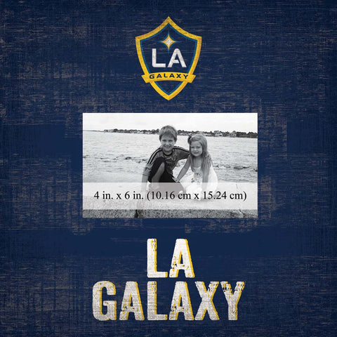 LA Galaxy Picture Frame