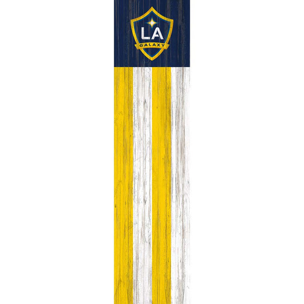 LA Galaxy Windsock Flag Leaner