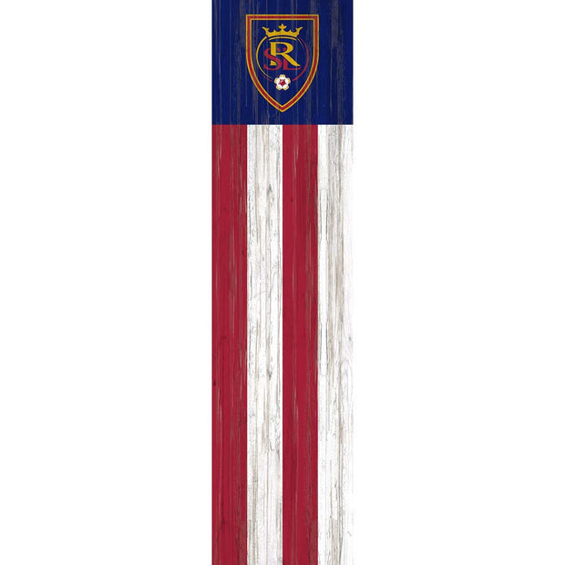 Real Salt Lake Windsock Flag Leaner