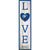 Montreal Impact Love Leaner Sign