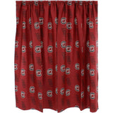 South Carolina Gamecocks Window Curtain Panels