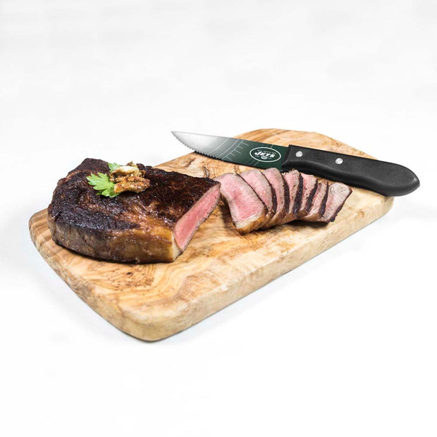 New York Jets Stainless Steel Steak Knife Set
