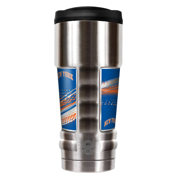 New York Knicks MVP Travel Tumbler Back