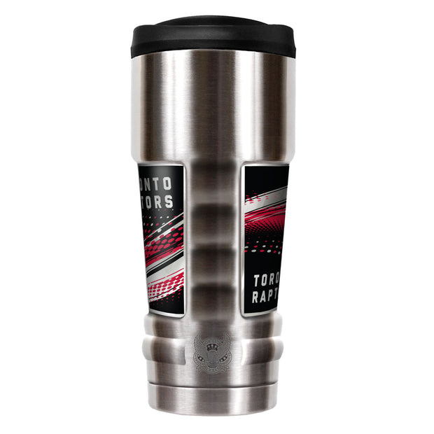 Toronto Raptors MVP Travel Tumbler Back