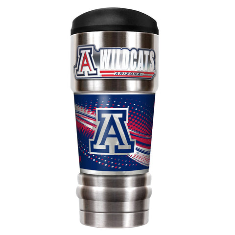 Arizona Wildcats MVP Travel Tumbler Front