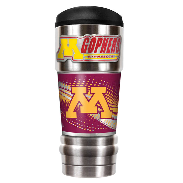 Minnesota Golden Gophers MVP Travel Tumbler Front