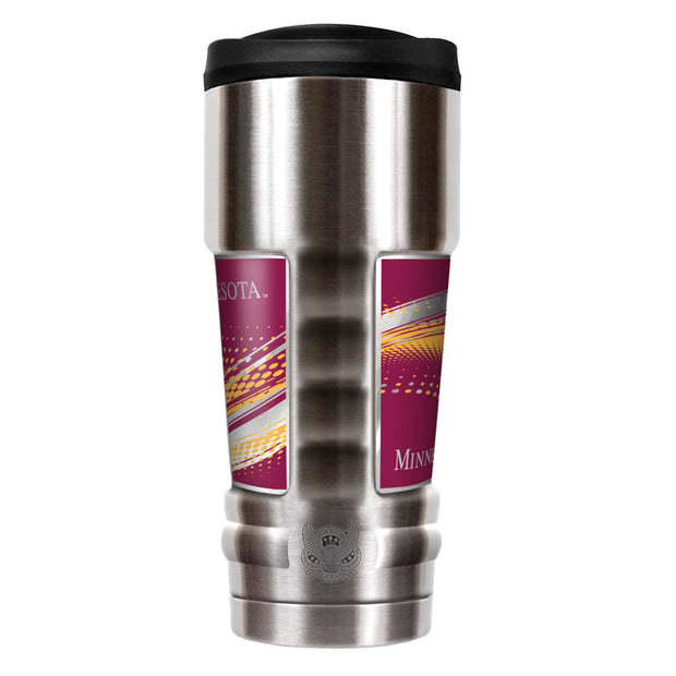 Minnesota Golden Gophers MVP Travel Tumbler Back