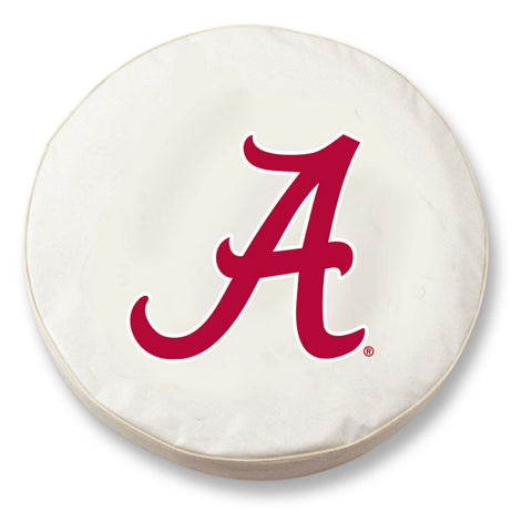 University of Alabama White Tire Cover