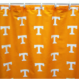 Tennessee Volunteers Scatter-Print Shower Curtain