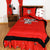 Texas Tech Red Raiders Bed in a Bag w/ White Team Logo Sheets - Team Sports Gift