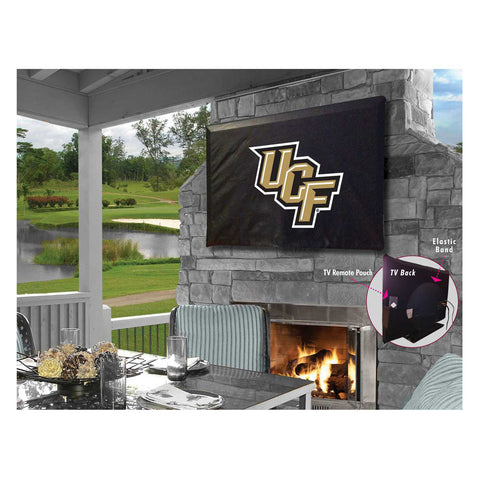 UCF Knights Indoor/Outdoor TV Cover