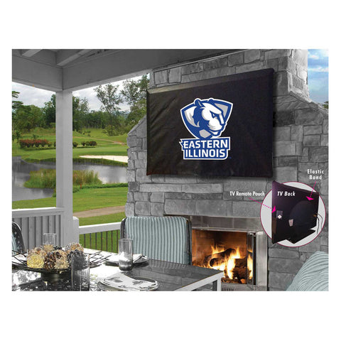 Eastern Illinois Panthers Indoor/Outdoor TV Cover