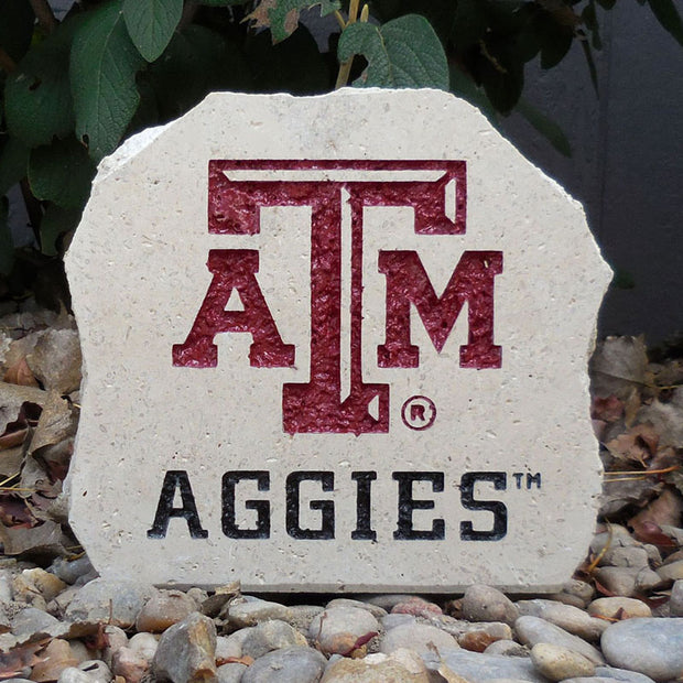 TAMU Aggies Garden, Porch and Patio Stone