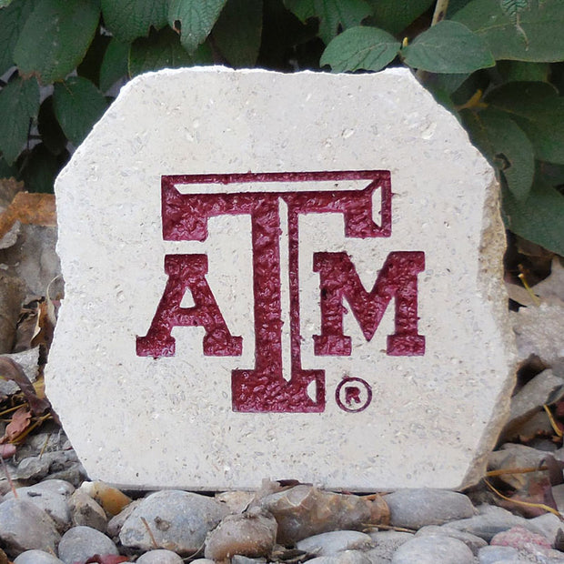 Texas A&M University Garden, Porch and Patio Stone - Team Sports Gift