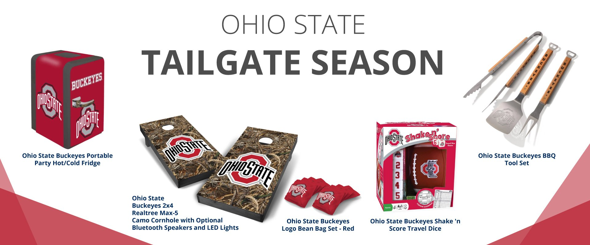 Ohio State furniture for your home