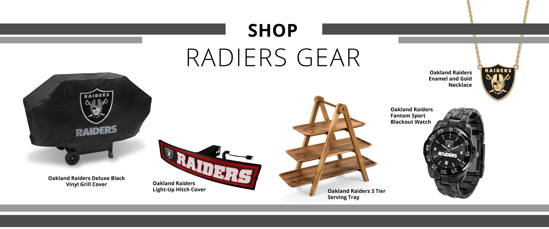 OAKLAND RAIDERS furniture for your home