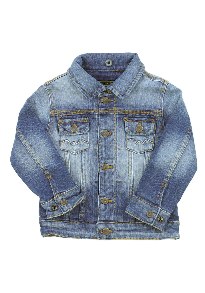 Toddlers Denim Jacket