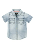 Toddlers Short Sleeve Shirt