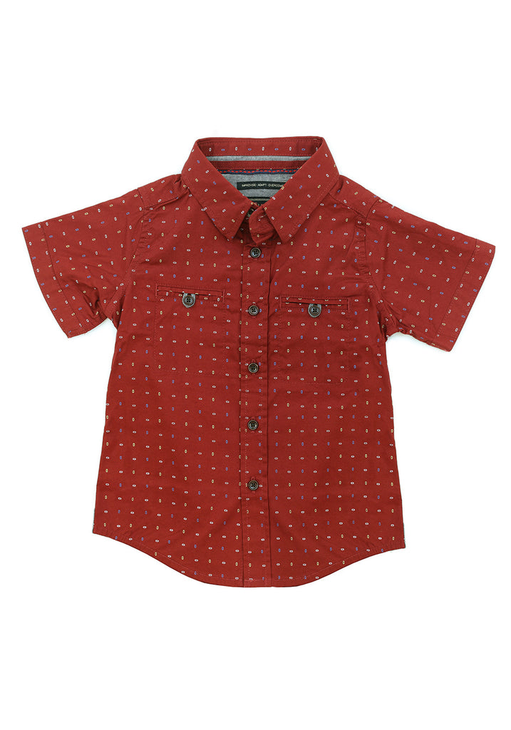 Kids Short Sleeve Shirt