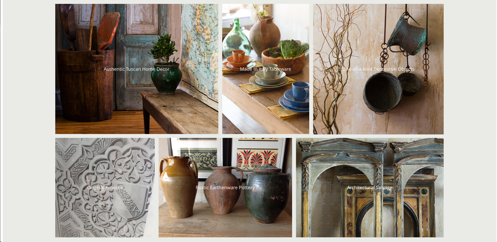 Shop authentic antiques online with the new Mercato