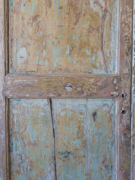 Painted Tuscan Antique Door Colors