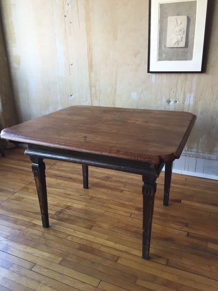 Italian Antique Table (SOLD) - Mercato Antiques - 1