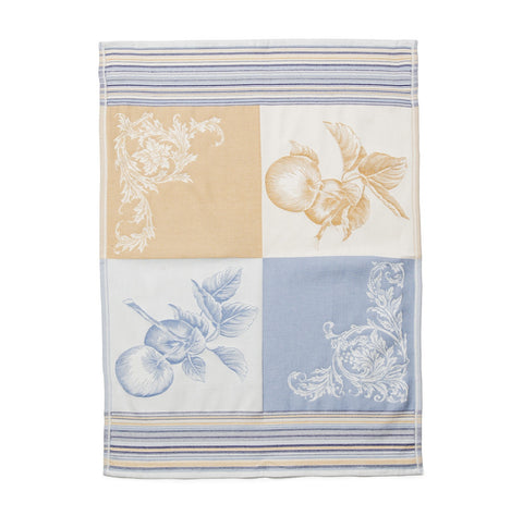 Italian Dish Towel - Apple