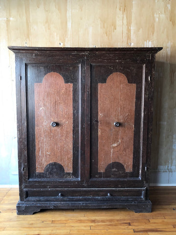 18th Tuscan Cabinet