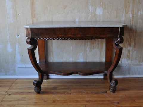 Antique Italian Entry Table