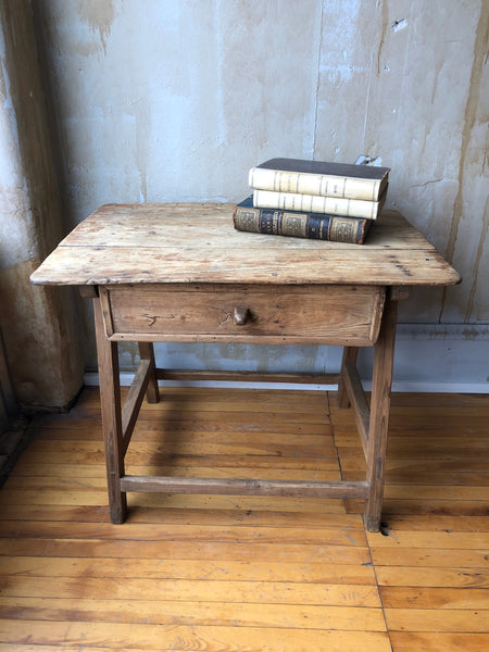 Spanish Antique Side Table