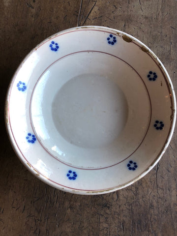 Antique Pugliese Bowl