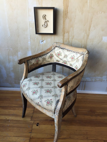 Italian Antique Arm Chair