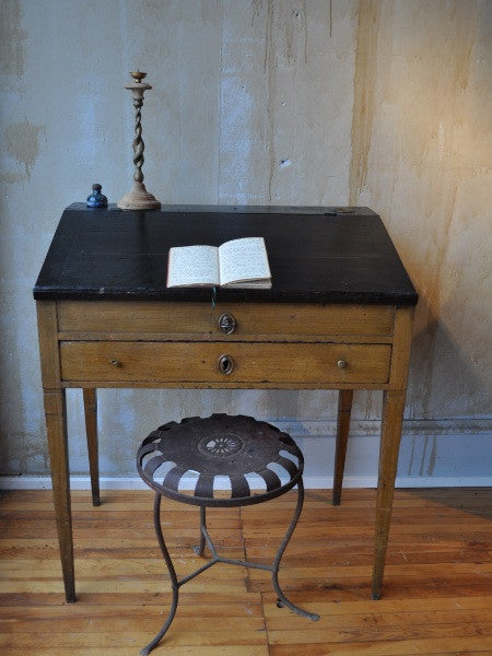 antique writing desk with leather top desks for sale australia small antiques uk