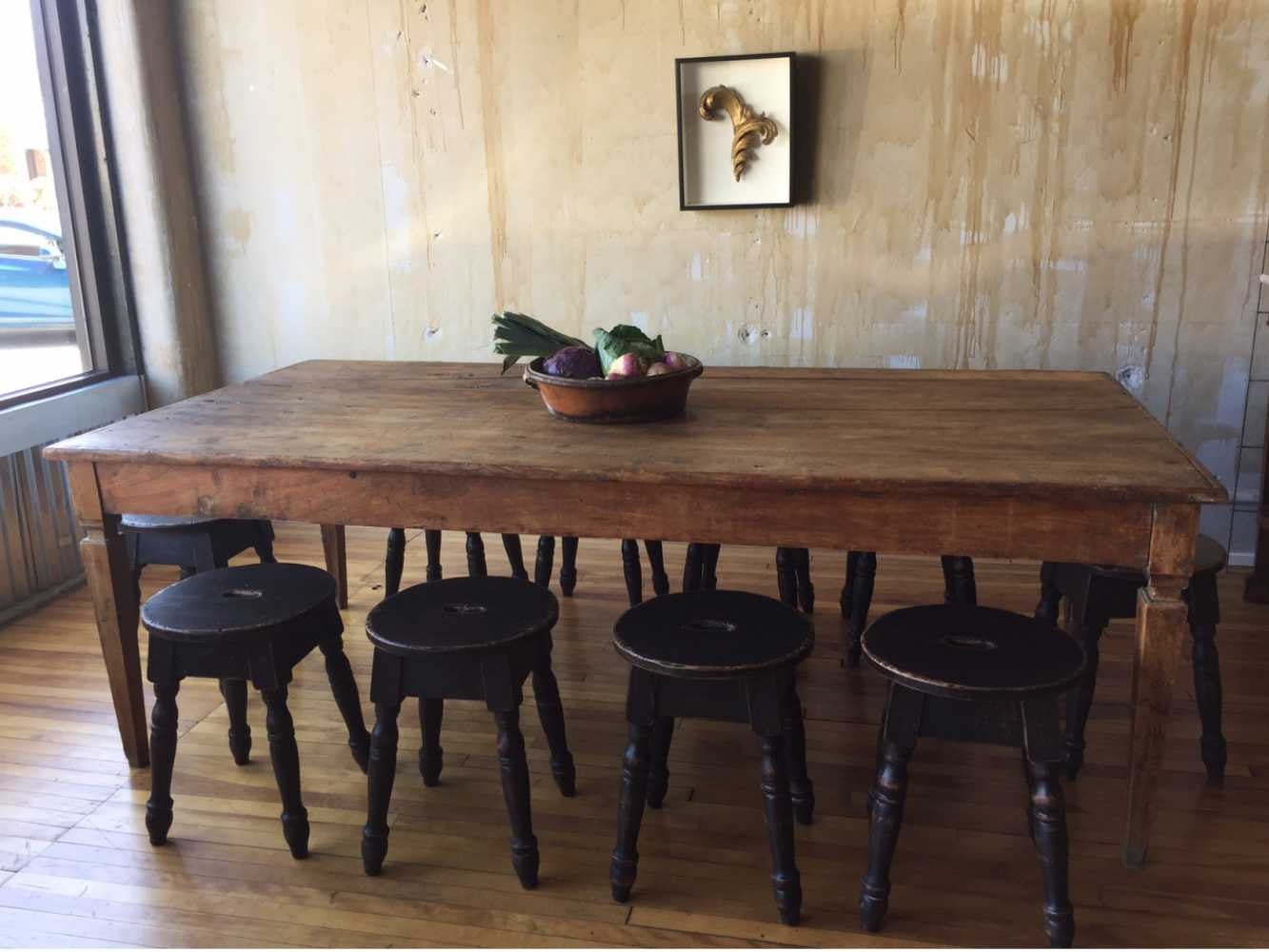 Tuscan Antique Dining Table SOLD – Mercato Antiques