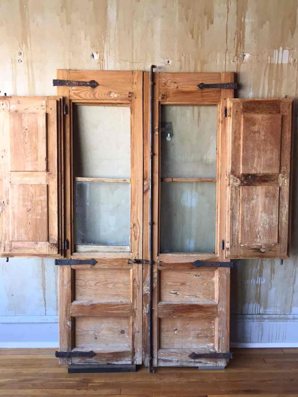 Merveilleux ... Spanish Antique Door Set (SOLD)   Mercato Antiques   4 ...